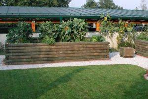 Garten Hochbeet 2