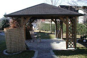 Garten Pergula 8