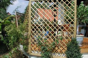 Garten Pergula 11