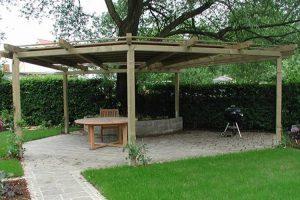 Garten Pergula 2