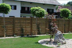 Garten Sichtschutz 6