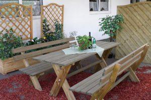 Garten Sitzgarnitur Gabi
