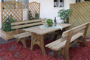 Garten Sitzgarnitur Rebenland
