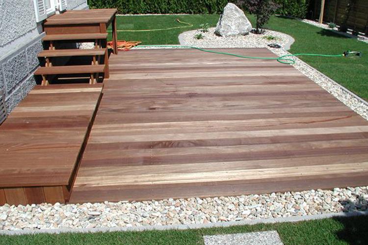 Garten Terrasse 1