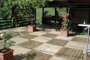Garten Terrasse 11