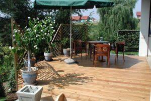 Garten Terrasse 9