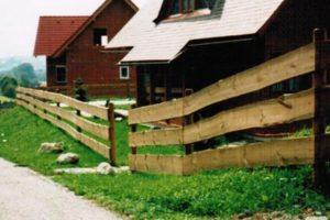 Gartenzaun Rancher 1
