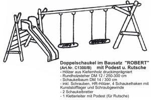 doppelschaukel-bausatz-robert-rutsche-druckimpraegniert-holz-heckele